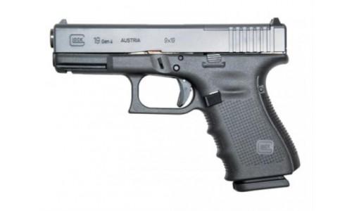 Glock 19 4 Gen kal 9mm