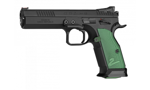 CZ Tactical Sport 2 Racing Green