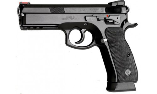 CZ 75 SP-01 Shadow kal 9mm para