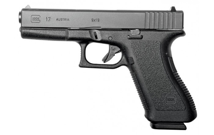 Glock 17 4 Gen kal 9x19 mm Para