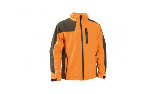 Kurtka Deerhunter Argonne Softshell Orange