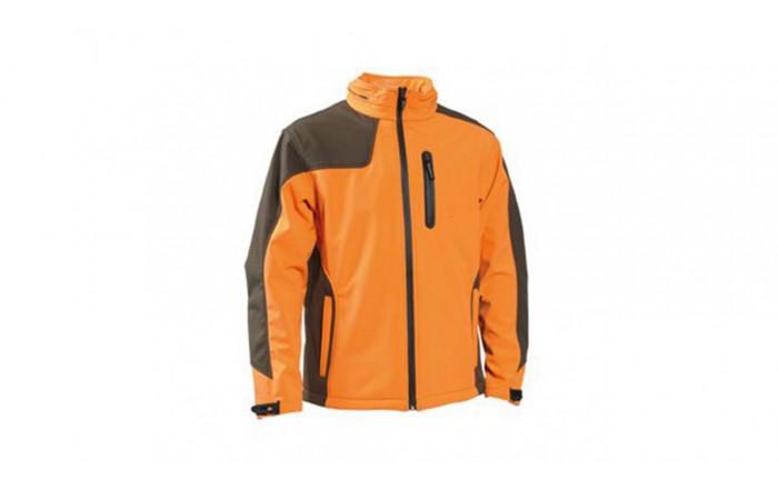 Kurtka Deerhunter Argonne Softshell Orange
