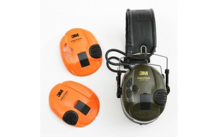 Słuchawki strzeleckie Peltor SportTac