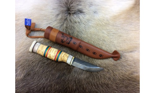 Nóż Wood Jewel 23VK RAINBOW KNIFE
