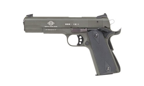 GSG 1911 OD Green 22LR