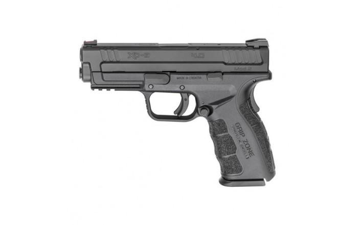 """Pistolet XD-9 MOD.2 - 4"""" Kal.9x19mm - CZARNY"""