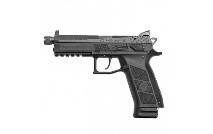 CZ  P-09 SD kal 9mm para