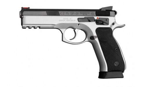 CZ 75 SP-01 Shadow Dual Tone